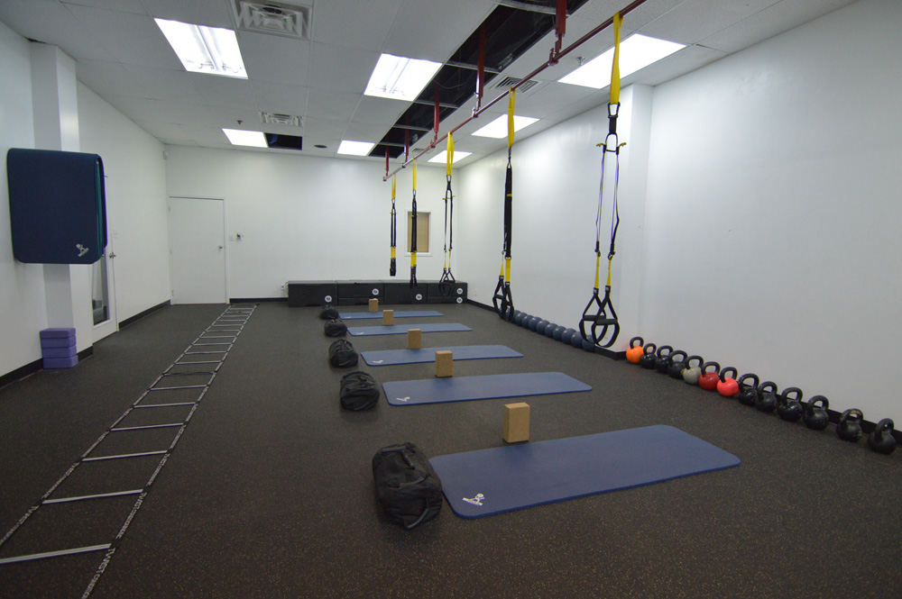 Infinite Training Facilities: Group Room